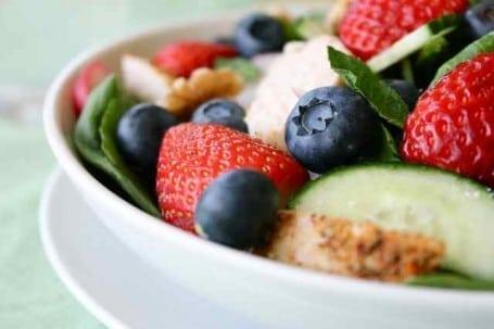 Angela's Favourite Summer Berry Salad
