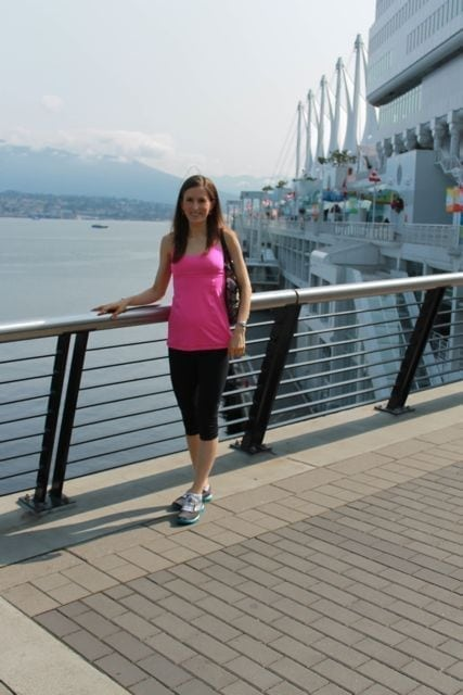 at vancouver waterfront