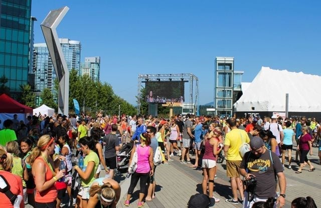 SeaWheeze crowds