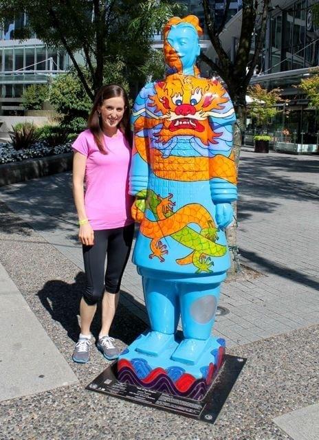 Vancouver tourist!