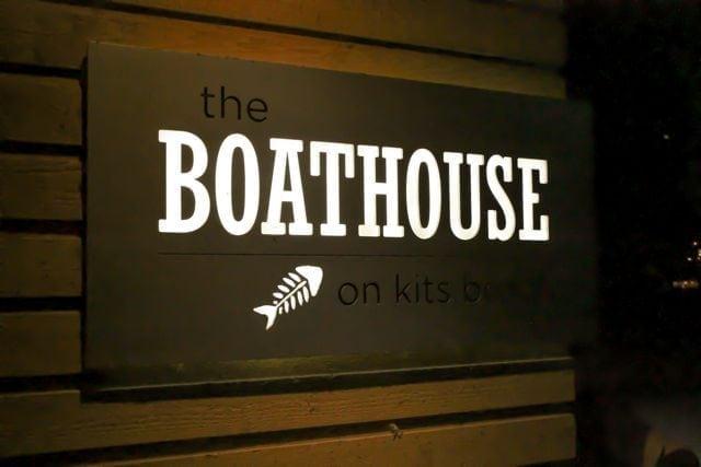 The Boathouse, Kitsilano