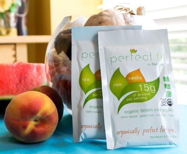 Perfect Fit Vanilla Protein Powder