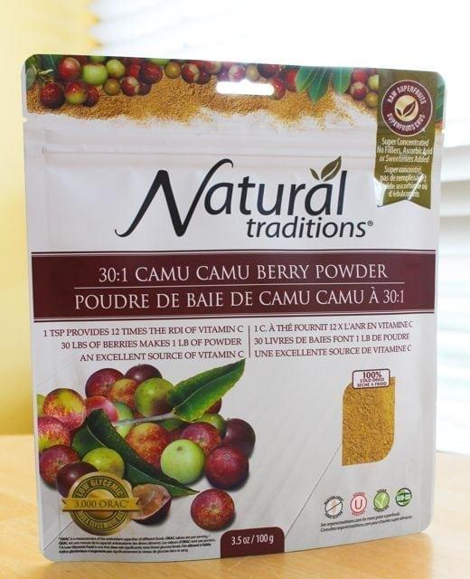 Natural Traditions Camu Camu