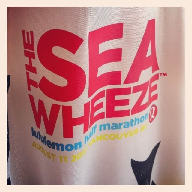 Sea Wheeze swag bags
