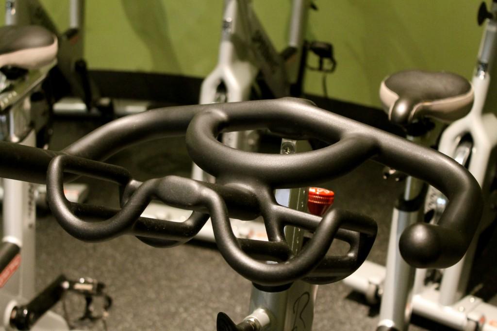 spin bike handlebars