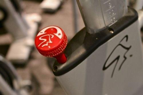 spin bike resistance knob