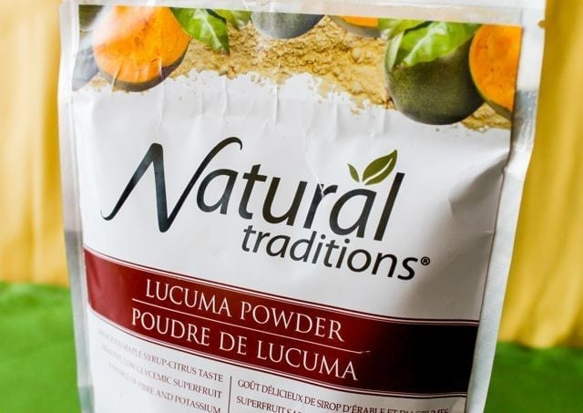 Natural Traditions Lucuma powder