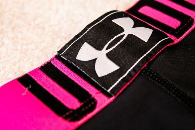 Under Armour Block It Shorts - Waistband