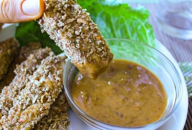 Healthy chicken fingers 2
