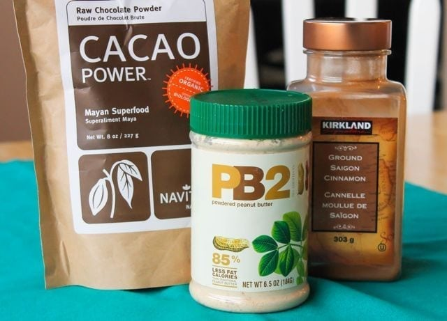 pb2 healthy yogurt dessert ingredients