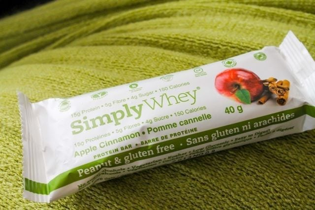 Simply Whey - Apple Cinnamon - by Wellness Foods