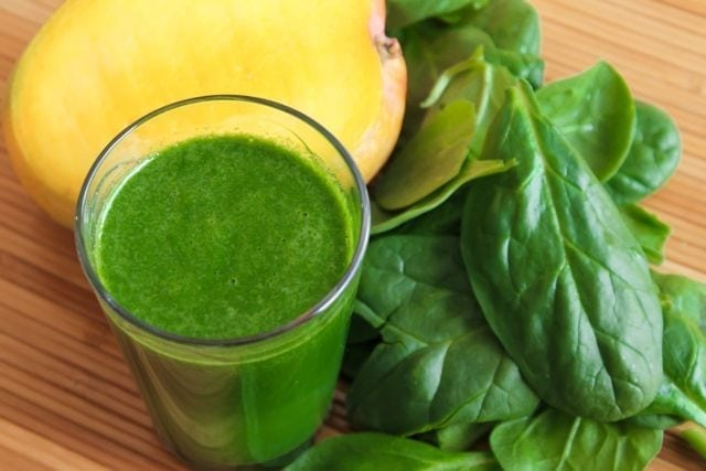 Sunny Greens juice