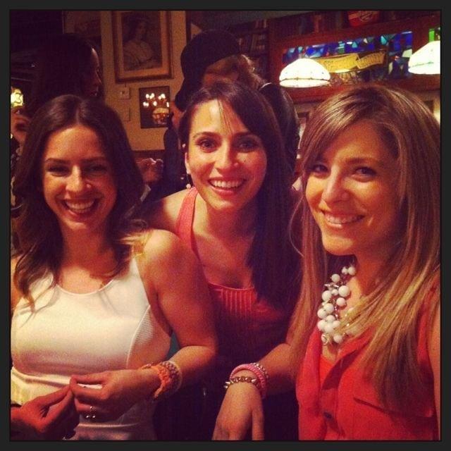Danielle, Krysten and Robyn