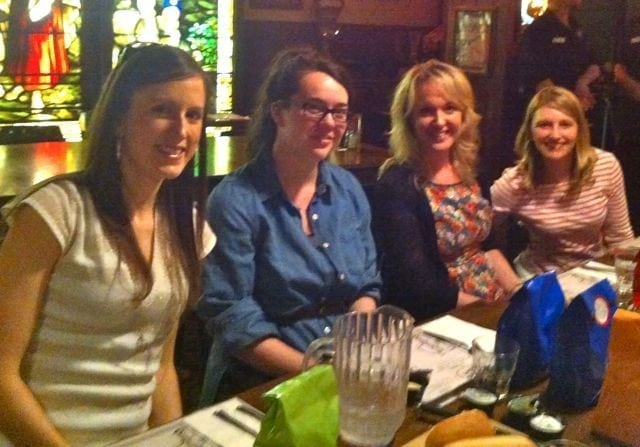 6 dinner at old spaghetti factory
