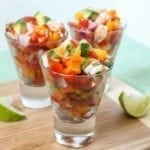 Pico de Gallo Shrimp Cocktails
