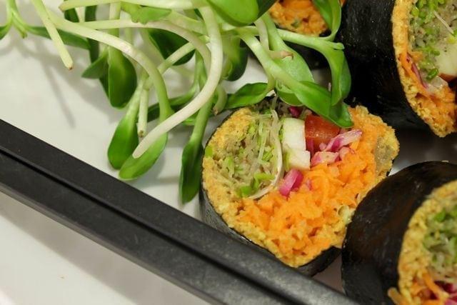 crudessence sushi 2