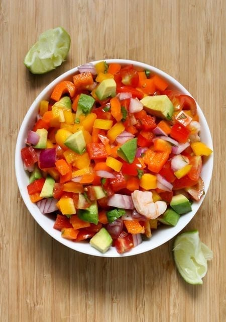 pico de gallo mix