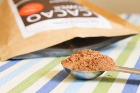Navitas Naturals raw cacao