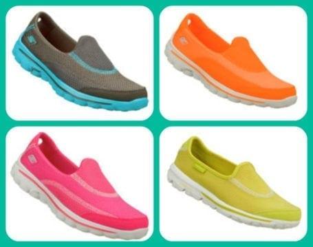 SkechersGOwalk colours-US