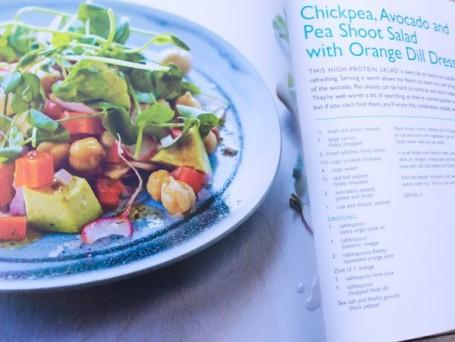 clean start salad