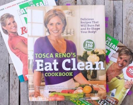 eat clean diet books