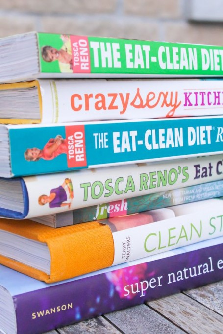 favourite healthy cookbooks 2