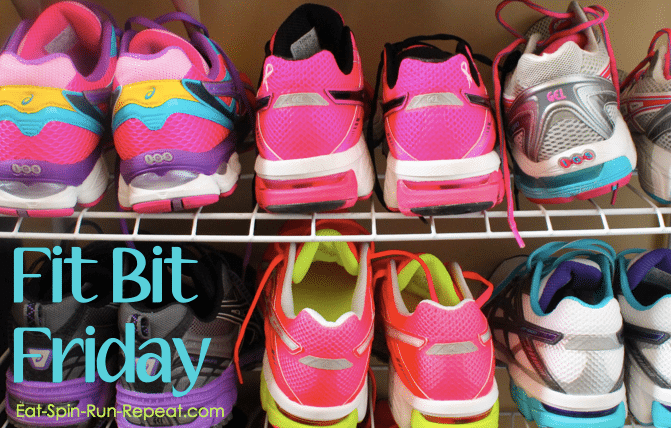 Fit Bit Friday - 8.3.13 - 2