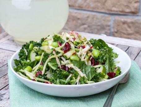 Sesame Orange Kale Salad