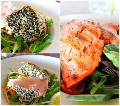 Lunch at Sockeye City Grill