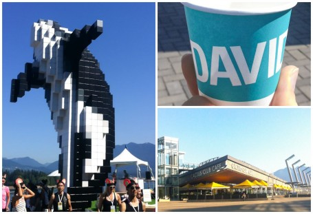 SeaWheeze expo, Vancouver Convention Center