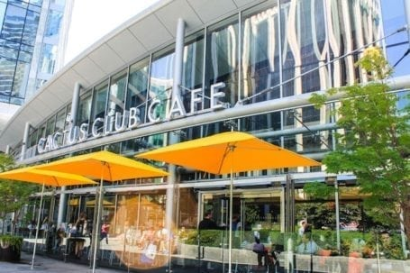 cactus club cafe bentall 5