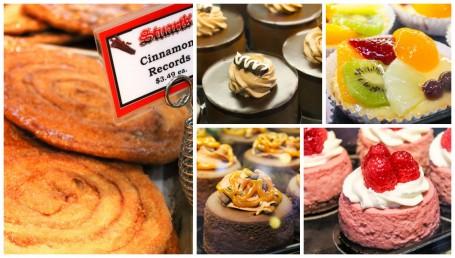 desserts at granville island market