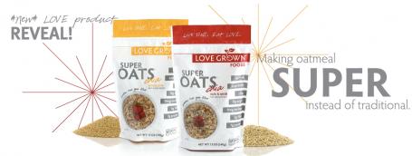 Super Oats - Love Grown Foods