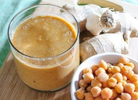 oil free sweet ginger dressing