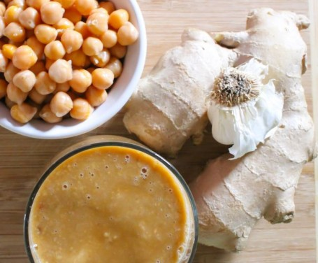 oil free sweet ginger dressing