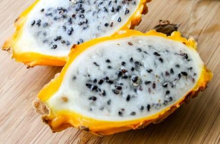 yellow dragonfruit