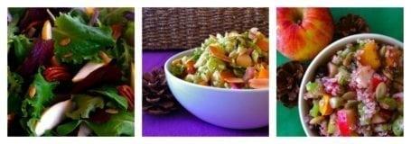 Healthy Fall Salads - Eat Spin Run Repeat