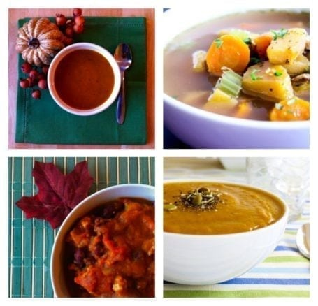Healthy Fall Soups and Chili - Eat Spin Run Repeat