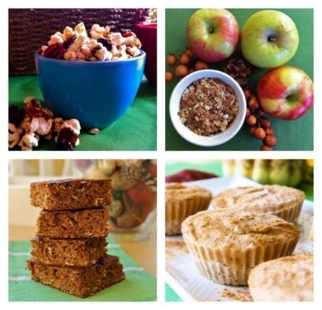 Healthy Fall Desserts - Eat Spin Run Repeat