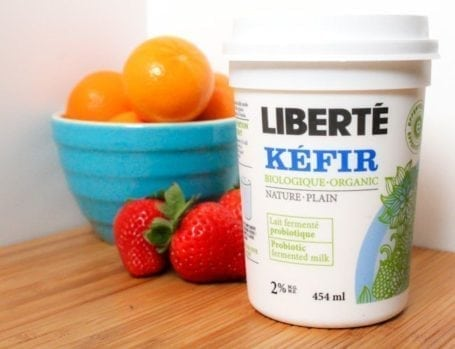 Liberte plain kefir