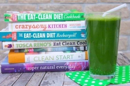 favourite healthy cookbooks