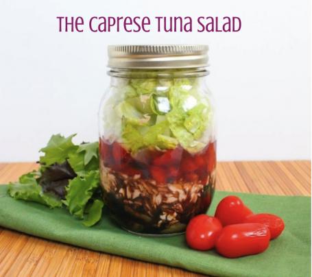 The Caprese Tuna Salad