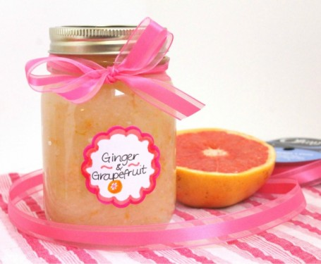 2 energizing, fruity, chemical-free, and totally natural DIY Body Scrub Recipes that you'll feel good about putting on your skin. - Eat Spin Run Repeat