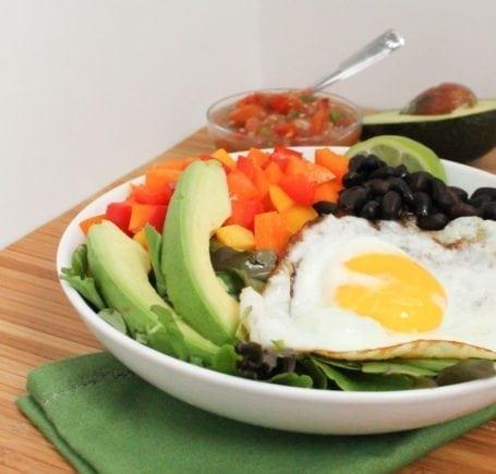huevos rancheros - eat spin run repeat