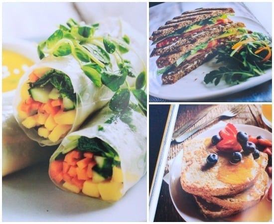 Photos from Thrive Energy Cookbook