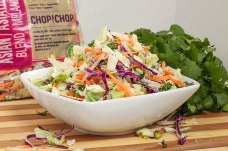 dole chop chop asian blend