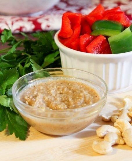 miso sauce for cashew chicken