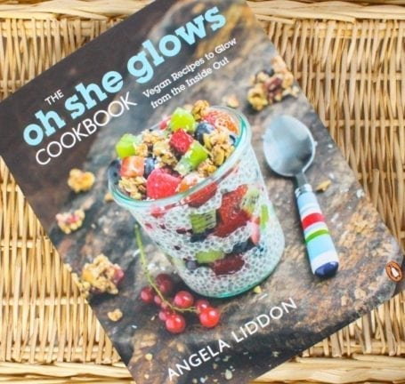 oh she glows cookbook - canadian cover