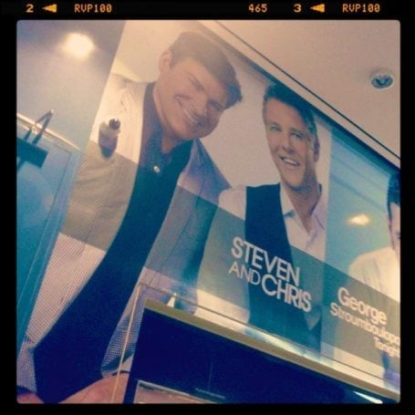 steven and chris studio entrance