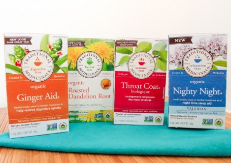 traditional medicinals tea